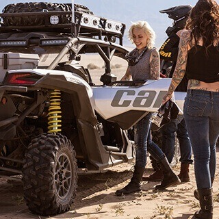 Apply for financing for your new Can-am, Sea-Doo, and Textron Off Road vehicle through Pitbull Powersports