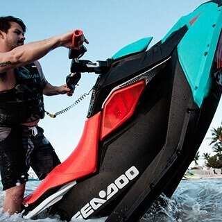 Browse promotions from Can-Am, Sea-Doo, and Textron
